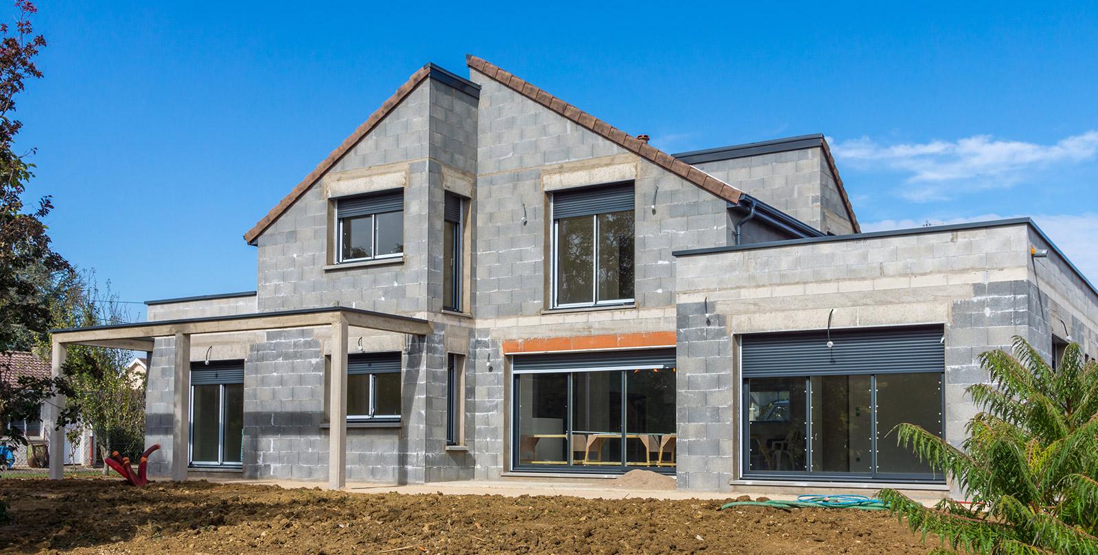 Maisons neuves rennes for Construction maisons neuves